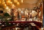 法国巴黎新艺术餐厅 让你置身奇幻般花园