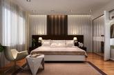 卧室是家居空间中非常重要的一个区域,你可以不在乎厨房或许你做饭少,你可以弱化客厅,因为你不怎么待在客厅。但是卧室则是整个家居空间中你待的最多的地方,甚至是你生命中占比最大的地方了。所以卧室设计科不能小看噢,舒适,安静,采光,通风,是不是喜欢的风格这些都不能少。(实习编辑:江冬妮)