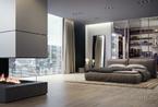 21个简洁奢华的卧室装修案例 一条床单承载一夜好梦