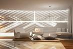 未来感爆棚的抽象主义风格室内设计