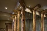 10款木系小清新自然卫浴,带你回归森林隐秘生活。(实习编辑:江冬妮)