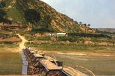位于中国莫阿斯的桥,edwardng,2005(实习编辑:周芝)