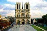 哥特式风格 当你看到一座建筑像巴黎圣母院,又瘦又高又尖时,感觉还有很多刺的,那叫做哥特式风格。(实习编辑:周芝)