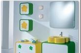 如果你家里有孩子,或者准备要孩子,那么做家居设计的时候就需要为孩子考虑一下,比如洗手盆不能太高,颜色要可爱点等。当然,最重要的一点就是材料要环保安全。(实习编辑:陈尚琪)
