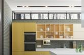 """俗话说:""""上得厅堂,下得厨房"""",这样的女孩子最得男孩子喜欢。但是厨房向来是一个油烟味重,女孩子不愿意去的地方。今天小编收集了一组时尚厨房设计,格调高雅不凡,颜色搭配自然独到,厨具设计极富创意,厨房布置井然有序。空间宽敞明亮,有这么时尚的厨房,爱上烹饪绝不是难事。(实习编辑:周芝)"""