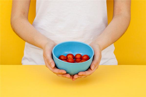捏圆捏扁任君选择 一组可任意变形的食物容器