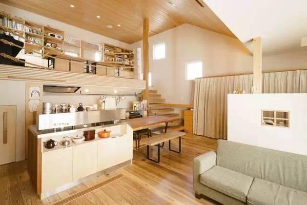 狭小的高中v高中学7间有意思的日本聪明住宅转学空间跨省图片