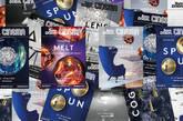 最后当然不能少了自学成才并无比成功的设计师Tom Dixon。这次他带来一场The Cinema展览,不少其同名品牌的新产品在这里首次发布,比如MELT挂灯。