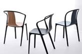 二是Vitra。法国明星设计师兄弟二人组Bouroullec今年为老牌Vitra设计了一组Belleville桌椅系列,这组系列意在打造家具从室内到室外、私人到公共空间的多元运用。(实习编辑:周芝)
