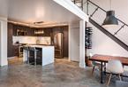 温哥华复古工业loft公寓 满满格调在其中