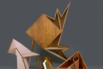 几何家具  玩的就是创意!