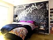 几乎适用于任何空间的涂鸦墙装饰26例
