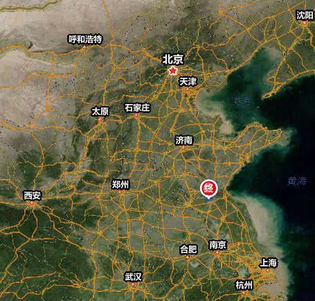 高清图—山东省郯城县杨集镇寺东村发生交通事故 4人死亡