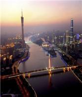 广州塔上演浪漫圣诞季 最高地标过圣诞