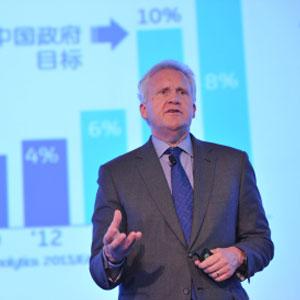 杰夫•伊梅尔特:中国天然气时代正在到来