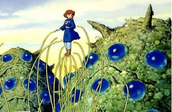 《风之谷》环境悲剧将成真 宫崎骏:为爱人活着就好_娱乐频道_凤凰网