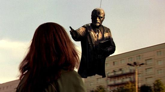 百部穿影政治篇13:《再见列宁》