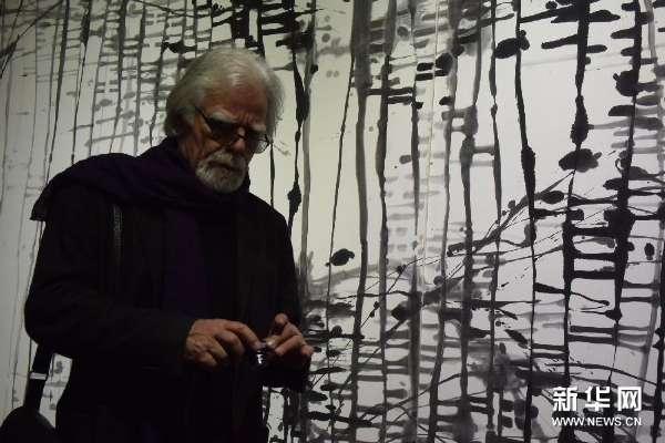 (晚报) (2) 法国当代艺术展在北京举办