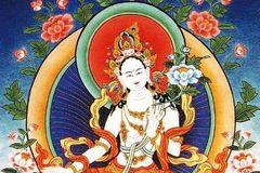 唐卡:藏传佛教艺术的瑰宝