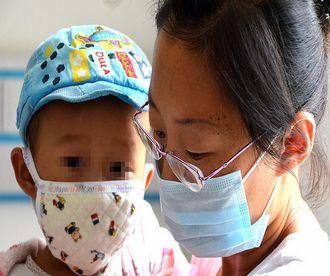 烟台:他才一岁半,却罹患罕见的嗜血性细胞综合症