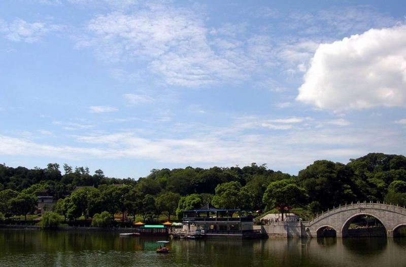 君山岛风景图集