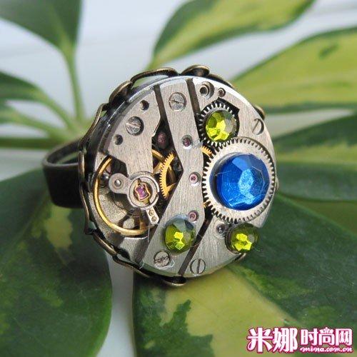 创意 戒指/蒸汽朋克戒指