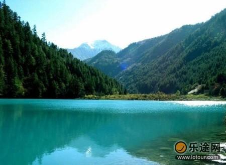 九华天池风景区图片