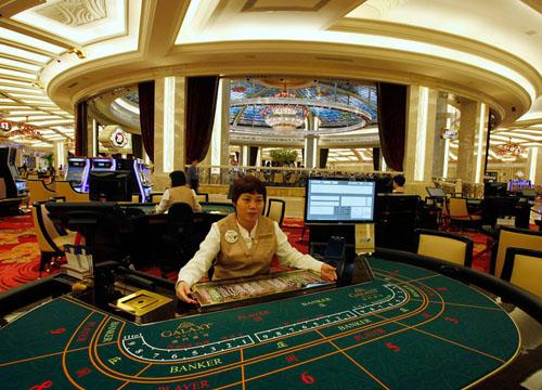 走进世界十大奢华赌城