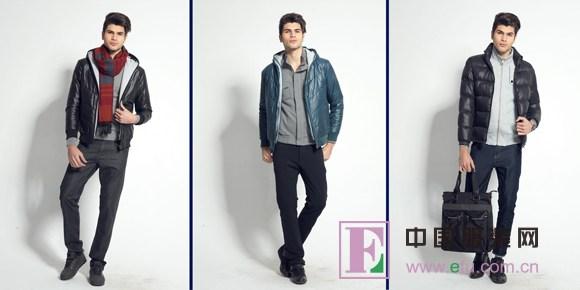 24岁男服装搭配-YKE美式时尚男装 都市混搭风 2012冬季新款上市