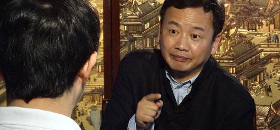 """专访陈向宏:乌镇戏剧节五亿投入是""""交学费"""""""