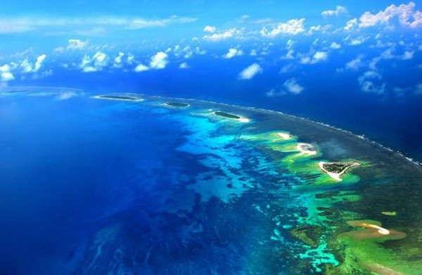 中国南海四大群岛之一,由永乐群岛和宣德群岛组成,共有22个岛屿,7个图片