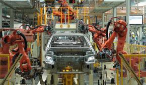 从制造业转向轻工业、第三产业