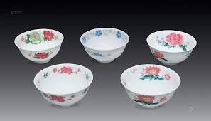 毛泽东81岁生日时订制瓷碗将拍卖 估价千万港币