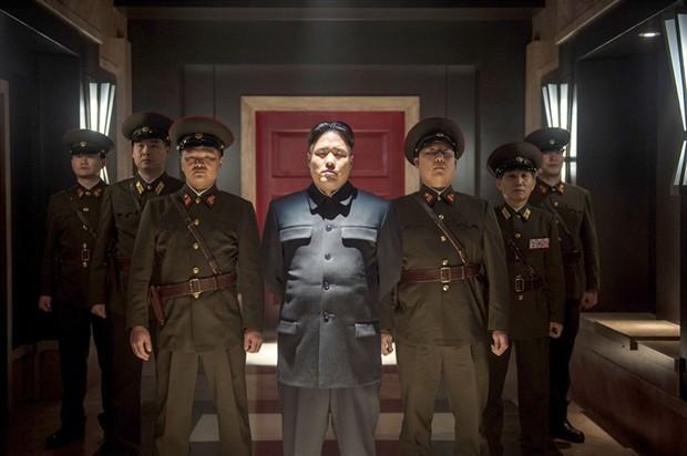朝鲜官方谴责《采访》上映 讽刺奥巴马像猴子