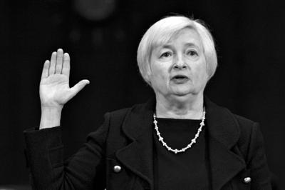 耶伦正式掌舵美联储政策取向成关注焦点