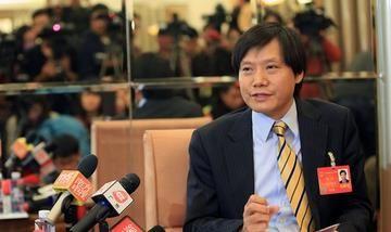 中国两会上的超级富豪