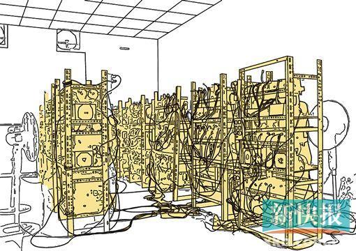 24小时运转耗电800度 矿机每天只能挖20多枚莱特币