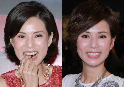 TVB七大不老女神 无龄肌出镜获怒赞
