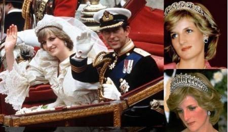 英国王妃戴安娜-盘点十国绝色王妃