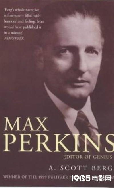 an introduction to the life of max perkins an editor of genius With an introduction and headnotes by a scott berg,  goldwyn (1989), and max perkins: editor of genius (1978),  world war i and america.