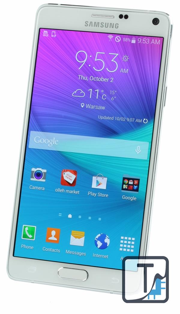 Galaxy Note 4拆解分析:比肾6贵多了、奇葩基带