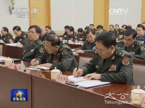 解放军军事检察院检察长李晓峰晋升副大军区级曾主办徐才厚案