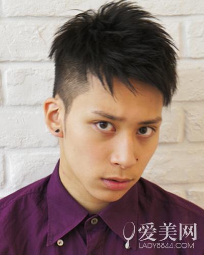 男生发型推荐 短发彰显时尚潮男魅力图片