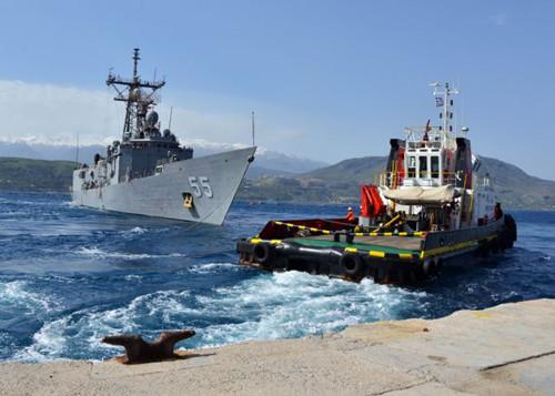 绿营民代质疑海军舰艇命名缺本土化遭批