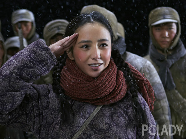 """【有意思】女星高原红上演""""最炫村妇风"""""""