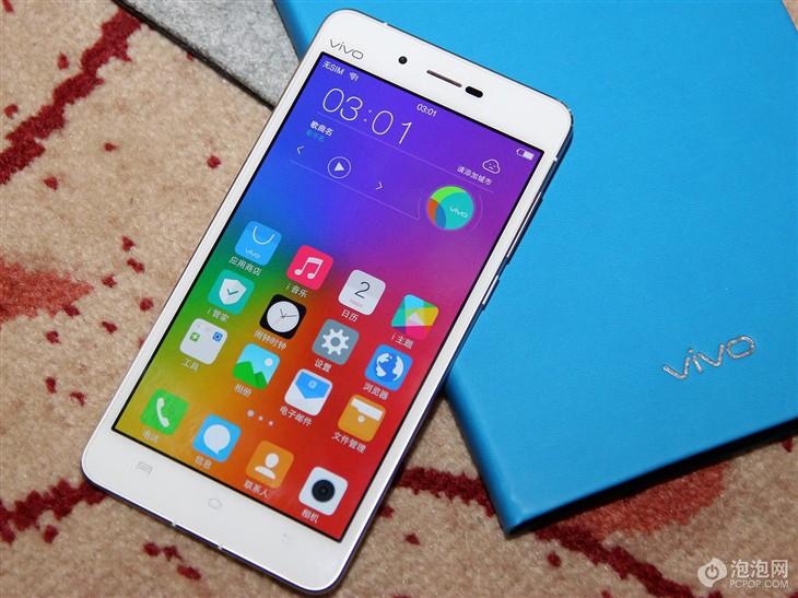 国产精品手机盘点:vivo X5 Max不足3000元