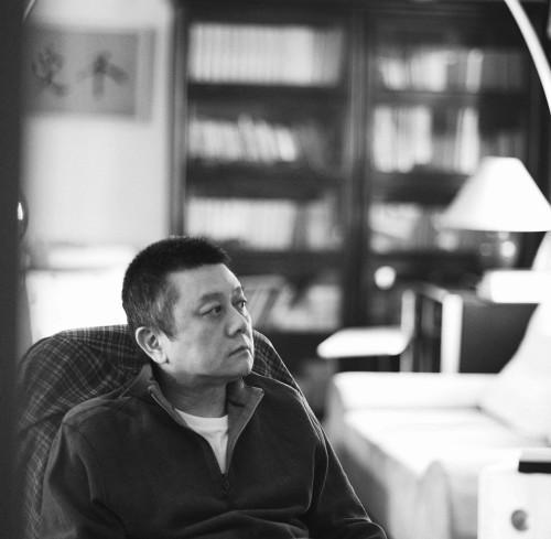 王朔8年来首度受访 谈与徐静蕾关系(组图)