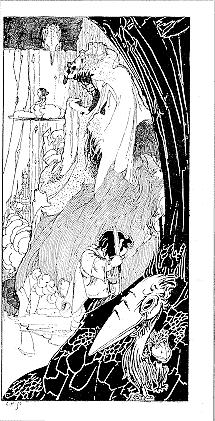 罗宾逊插画 当钢笔画遇到印刷术