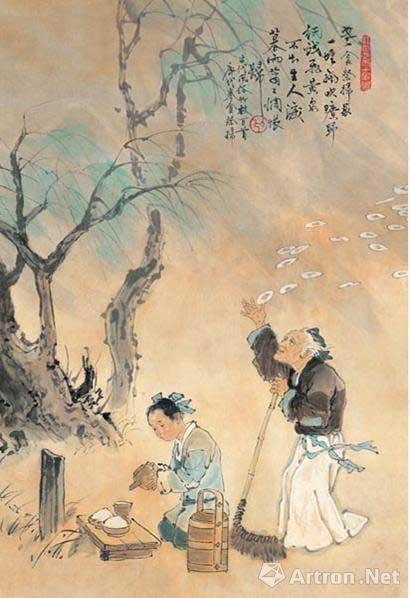 【原创诗词】七律:清明扫墓 - 深谷幽兰(蓉) - 深谷幽兰 (蓉)飘香四季