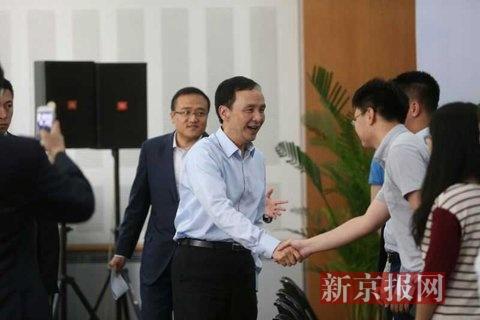 朱立伦访问北大 书记:欢迎朱老师回北大2015.5.5 - fpdlgswmx - fpdlgswmx的博客